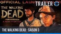 The Walking Dead : Saison 3 - Découvrez le trailer de lancement
