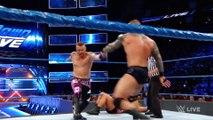 Heath Slater & Rhyno vs. Wyatt Family - SmackDown Tag Team Title Match  SmackDown LIVE, Dec