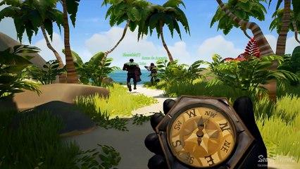 Sea of Thieves - Mise à jour 0.1.0 de Sea of Thieves