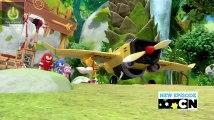 """Sonic Boom 18° Episódio Legendado (PT-BR) """"O Molho Especial do Dr. Eggman (BR)"""