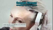Tuto coloration cheveux - Coloration sur cheveux naturels, Excellence Age Perfect   coupede-cheveux.com