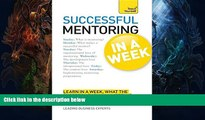 Buy  Successful Mentoring in a Week: Teach Yourself Stephen Carter  Full Book