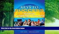 Online Carol J. Carter Keys to Success for English Language Learners Plus NEW MyStudentSuccessLab