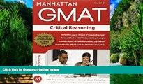 Online Manhattan GMAT Manhattan GMAT Verbal Strategy Guide Set, 5th Edition (Manhattan GMAT