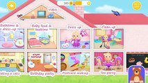 Play Fun With Dream House: Baby Food, Bedtime, Bath Time, Baking A Cake, Baby Care Games For Girls