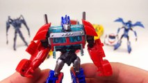 Transformers Prime Optimus Prime Bumblebee Soundwave CliffJumper Arcee Vehicles Robot Car Toys