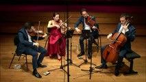 Piotr Ilitch Tchaïkovski : Quatuor à cordes n° 1 en ré majeur op. 11 - Moderato e semplice  par le Quatuor Casal