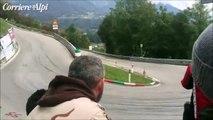Ce pilote va crasher sa Ferrari d'une façon incompréhensible et bien ridicule