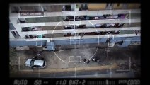 A présent, la police se sert de drone pour prendre les dealeurs en flagrant délit