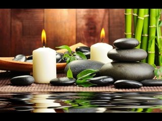 3 HOURS Relaxing Music with Water Sounds Meditation - Music for Stress Relief, Sleep, Study