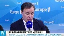 """Fabien Lecoeuvre : """"Michel Polnareff est gravement malade, je l'ai constaté"""""""