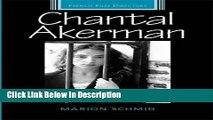 Download Chantal Akerman (French Film Directors MUP) kindle Online free