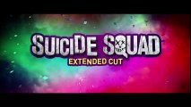 Suicide Squad Official Extended Cut Trailer (2016) - Margot Robbie Movie