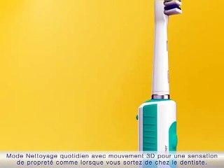 Trizone 600 Oral-B - Mouvements 3D & propreté assurée