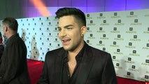 Adam Lambert on One Direction, Saara Aalto and X Factor