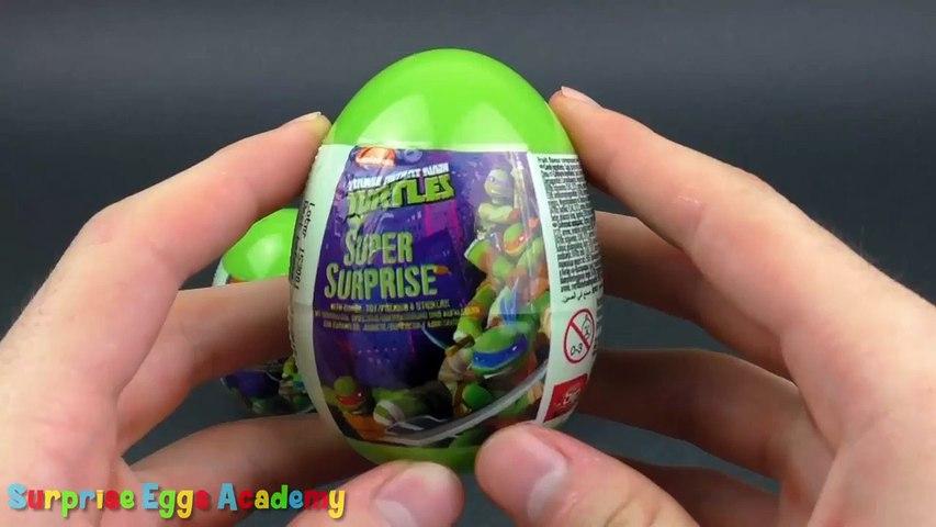 Ninja Turtles Surprise Eggs For Children - TMNT Ninja Turtles Surprise Toys | Godialy.com