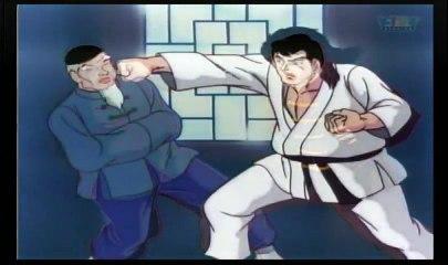 Taiji quan et  Mas Oyama surnommé le Dieu du karaté ou le poing divin