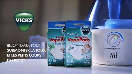 VapoPads de Vicks - tablettes parfumées aux huiles essentielles