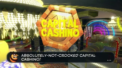 Yooka-Laylee Capital Cashino! de Yooka - Laylee