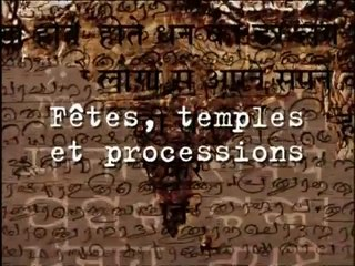 Inde - Fêtes temples et processions - Carnets d'Inde