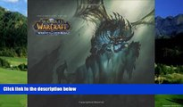 Best Price The Cinematic Art of World of Warcraft: The Wrath of the Lich King Blizzard