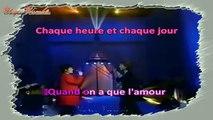 Céline Dion & Maurane - Quand on n'a que l'amour KARAOKE / INSTRUMENTAL