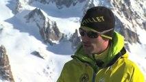70 ans des guides de haute montagne : Réunion à Chamonix