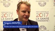 Grégoire Moutel - Pharmacité