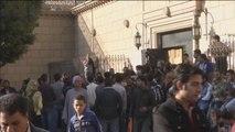 Égypte, Attentat dans une église copte du Caire