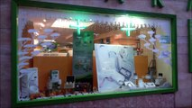 decorations vitrines de noël by linda tatatron