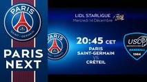 PSG Handball - Créteil : la bande-annonce