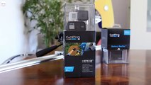 GoPro HD Hero 3+ Black Edition   Déballage Unboxing