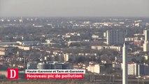 Pic de pollution en Haute-Garonne et dans le Tarn-et-Garonne