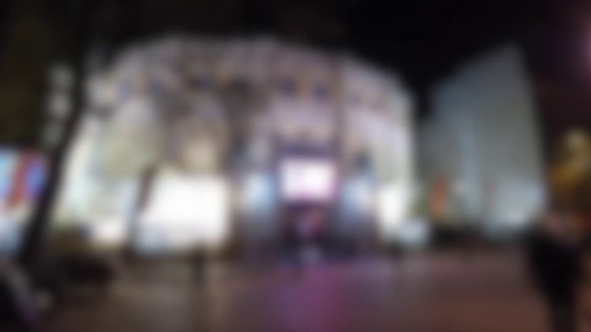 France - Kazakhstan : Cirque d'Hiver 2016