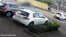 Un tueur à gages rate sa cible en pleine rue