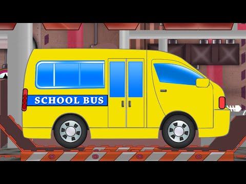 School Van | School Van Repair | Car Garage | Car Repair