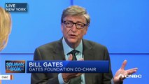 Bill Gates: Trump Could Spur Innovation Like JFK