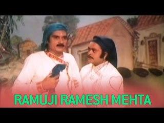 Ramuji Ramesh Maheta - bhader tara vaheta pani (1) - Gujarati Comedy Video