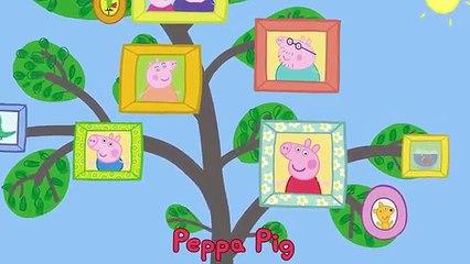 Peppa Pig - Meet Peppas family and friends!
