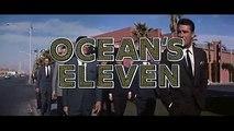 Ocean's 11 (1960) - Trailer 1