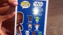 Funko Chewbacca Star Wars Pop! Vinyl Bobble Head Review