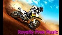 Royalty Free - Extreme Sport Motocross Race Music Soundtrack (1)