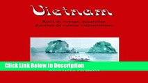 Download Carnet de voyage au Vietnam: Récit de voyage, aquarelles et recettes de cuisine (Carnets