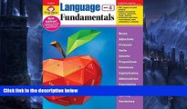 Buy Evan-Moor Educational Publishers Language Fundamentals, Grade 4 (Language Fundamentals: Common
