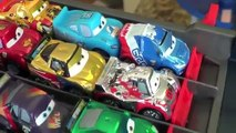 Micro Drifters Design and Drift Speedway Playset Race 9 Disney Pixar Cars at Once DisneyCarToys
