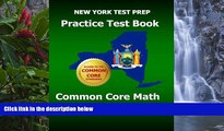 Online Test Master Press New York NEW YORK TEST PREP Practice Test Book Common Core Math Grade 3: