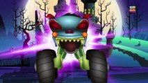 Haunted House Monster Truck - Haunted House Monster Truck | Good to Evil Transformation | Episode 20