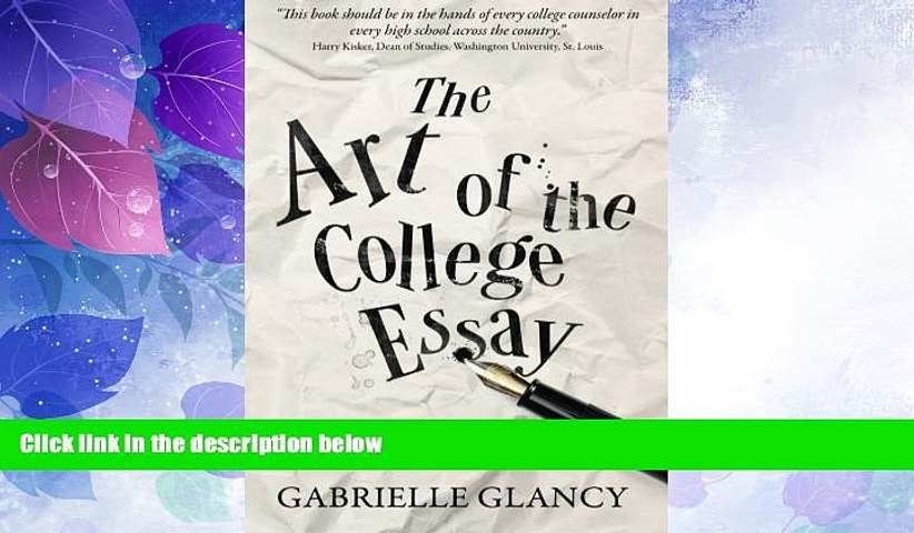 Essay On Health Care Reform  Best English Essay Topics also Thesis Generator For Essay Price The Art Of The College Essay Second Edition Second Edition  Gabrielle Glancy On Audio High School Admission Essay