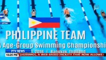 PH send 40 swimmers to 40th SEA Age-Group Swimming Championships