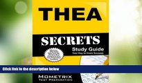Best Price THEA Secrets Study Guide: THEA Test Review for the Texas Higher Education Assessment